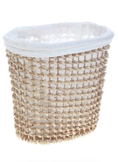Hasır Çöp Sepeti-Kanca Ev